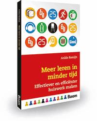 Boek 'Meer leren in minder tijd' door Ankie Remijn
